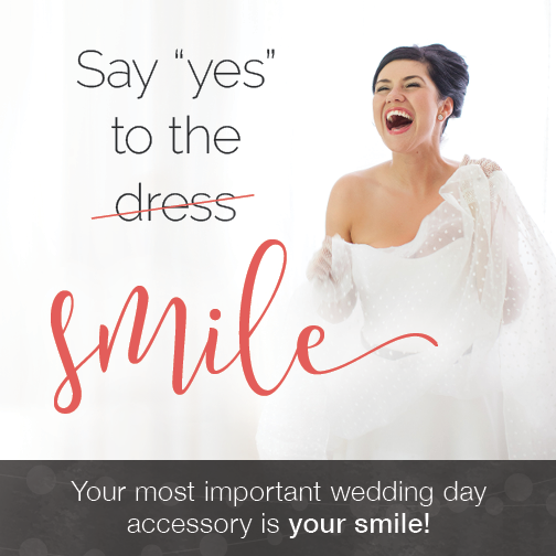 """Wedding White Teeth: Say """"I Do"""" To A Beautiful New Smile With Seattle Invisalign"""